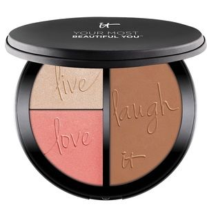 NWT it Cosmetics Live, Love, Laugh Vitality Face